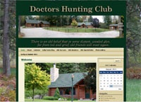 Dcotors Hunting Club Members Only hunting Site